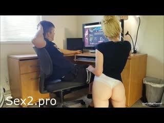 Нежный домашний секс [sex porn порно минет]
