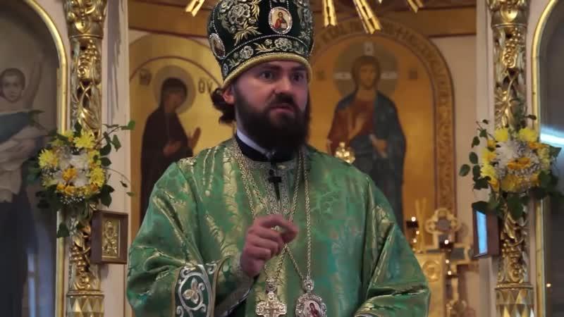 Проповедь Архиепископа Феофилакта Пятигорского и Черкесского О том, какие дороги мы выбираем