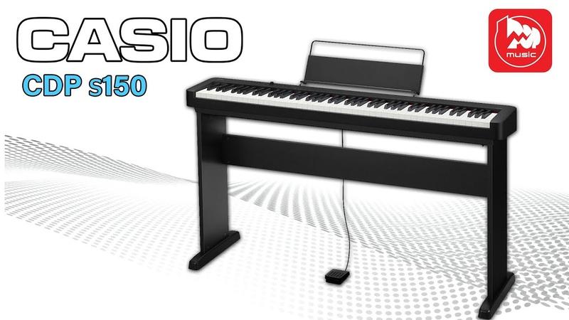 Цифровое пианино CASIO CDP-S150