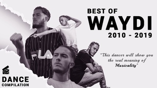 This Dancer Will Show You The Real Meaning Of Music Musicality | Best Of Waydi | Dance Compilation