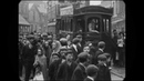 1902 - Additional street scenes in England and Ireland (w/ added sound)