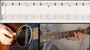 LE FABULEUX DESTIN DAMELIE POULAINLA VALSE DAMELIE/Ben-T-Zik Guitar duo tutorial 4 SCORE/TAB