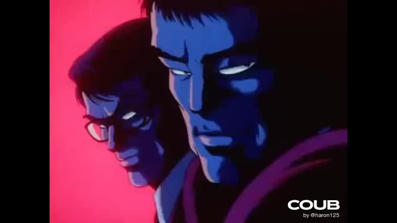 Злой город MIB Люди в чёрном AMV anime MIX anime
