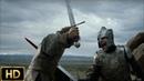 Столкновение в Красных Горах. Артур Дейн против Неда Старка. Башня Радости. Игра Престолов
