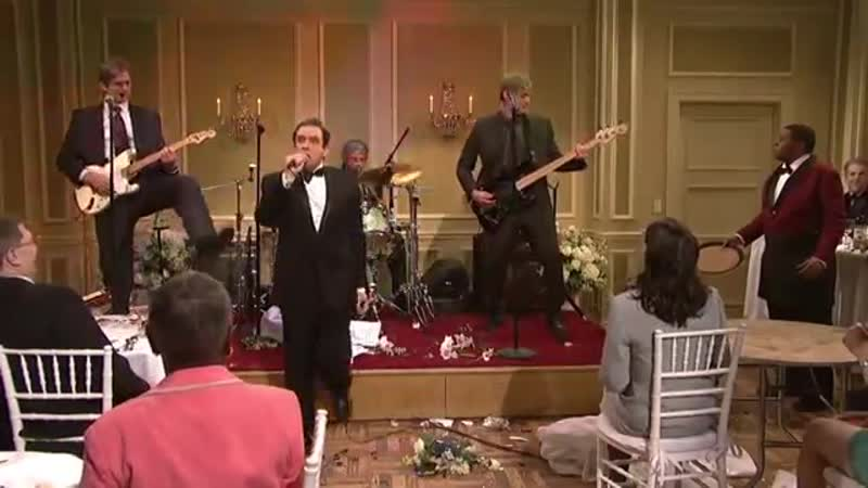 Punk Band Reunion At The Wedding - SNL