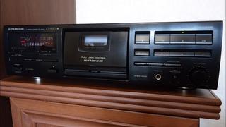 Обзор кассетной деки Pioneer CT-S420.