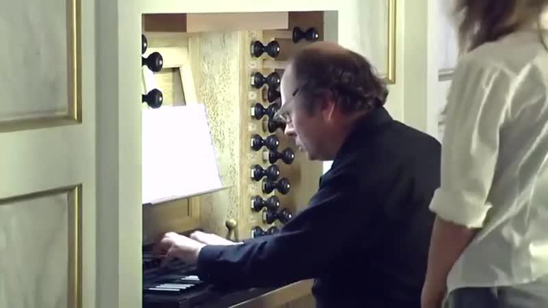 Johann Pachelbel Chaconne in D major P 40 Gregory Warsaw organ