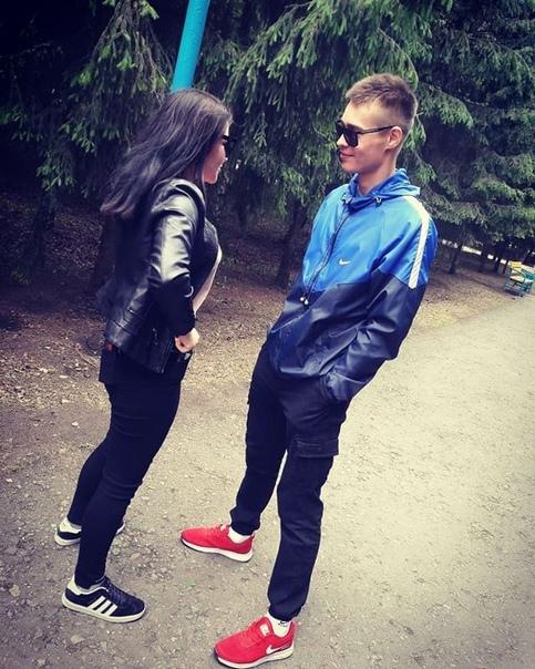 Riyat Galimjanovich: Nike vs adik)🔥😎