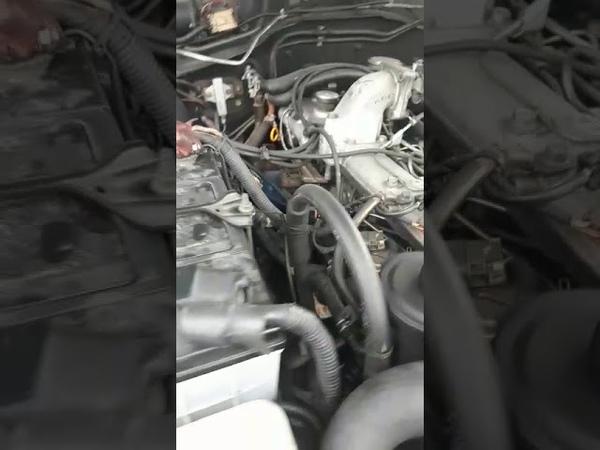 Контрактный двигатель td42t на Nissan Safari y61, y60