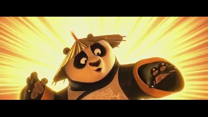 3 Кай против Война Дракона Кунг фу панда 3 YouTube 360p