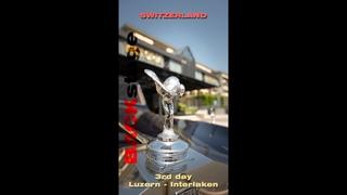 BACKSTAGE Switzerland tour / 3rd day Luzern – Interlaken (ШВЕЙЦАРИЯ / Люцерн - Интерлакен)