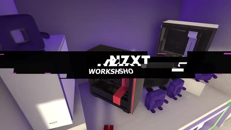 Новая мастерская от команды разработчиков NZXT для игры PC Building Simulator