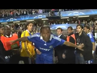 Didier Drogba - It's a fucking disgrace!