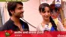 Sanaya irani and ashish sharma SanIsh offscreen moments Adhoore VM