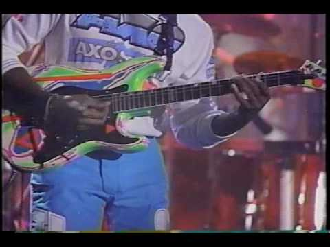 BETTER QUALITY Living Colour performing Cult Of Personality on Arsenio