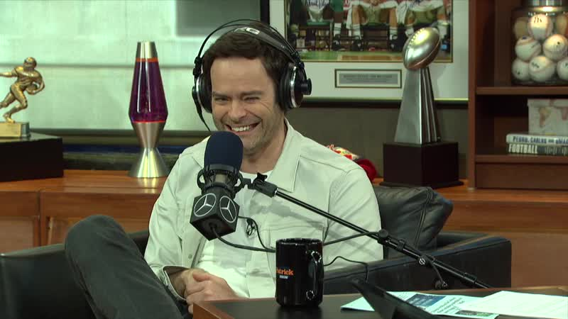 """What Bill Hader Did to the Real McLovin on the Set of """"Superbad"""" ¦ The Dan Patrick Show ¦ 9_⁄4_⁄19"""
