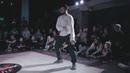 Hit The Floor Battle vol 6 hip hop pro 1 4 Gladi win vs Ната