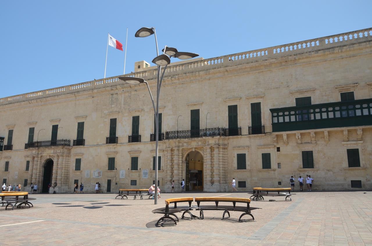 KSY2mfyBSXk Валлетта - столицы Мальты.