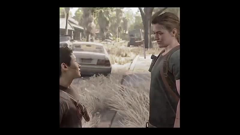 The last of us abby lev edit