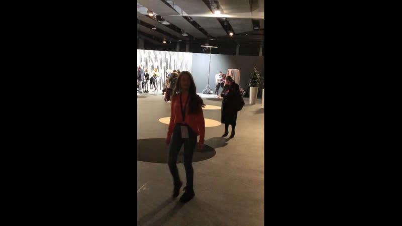 Backstage-FEME 2019 Испания