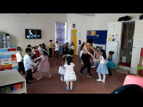 Orff ritim rhythm çalışması 23 nisan gösteri preschool children show