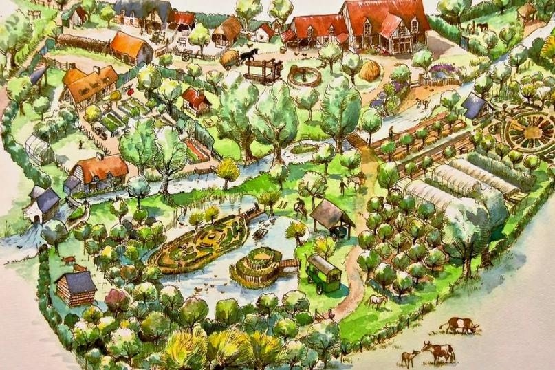 Маленькие наполеоны растительного и животного мира, изображение №2