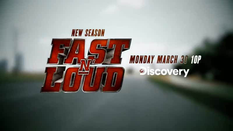 Gas Monkey Garage Fast N'Loud New Season Быстрые и громкие