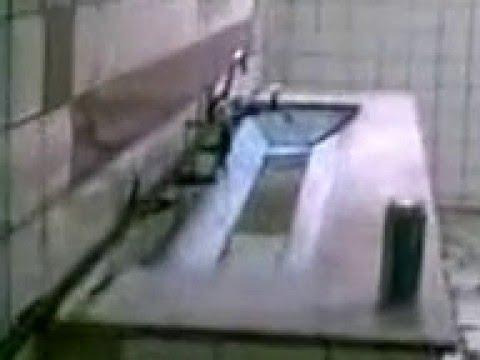 ЖД вокзал в Тобольске мужской туалет