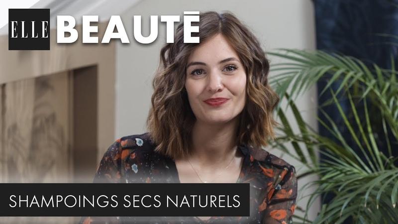 DIY un shampoing sec naturel┃ELLE Beauté