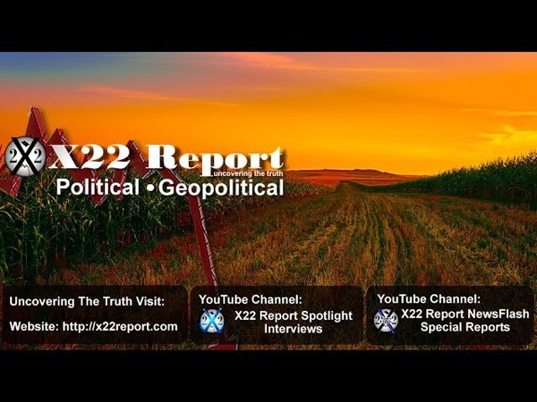 It Was All Harvested, FISA Goes Both Ways, Sky Is Falling - Episode 1942b