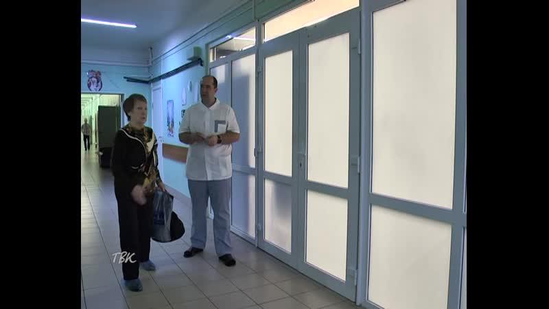Событие года в сфере колпашевского здравоохранения в районной больнице начал работу центр гемодиализа