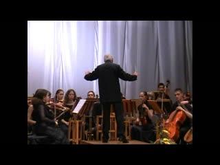 Д.Шостакович. Камерная симфония  Памяти жертв войны и фашизма