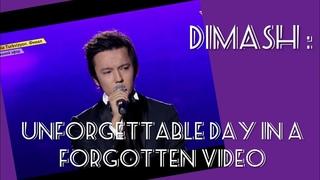"Dimash: Unforgettable Day in a Forgotten Video: / Димаш: ""Незабываемый день"" в забытом видео"