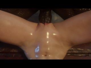 3D porn - Secret of Beauty [порно, секс, хентай, анал, минет]