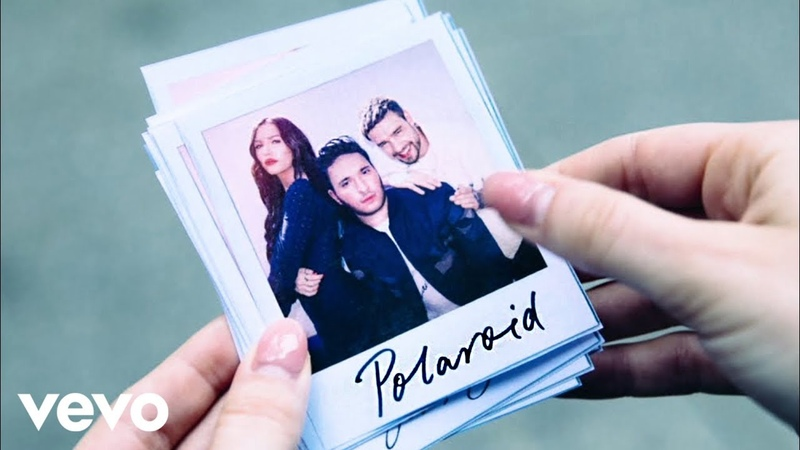Jonas Blue Liam Payne Lennon Stella Polaroid Lyric Video