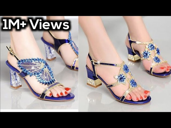 BEST STYLISH LADIES BRIDAL SANDALS WEDDING SHOES PARTY WEAR SANDAL COLLECTION SHOES DESIGN 2020