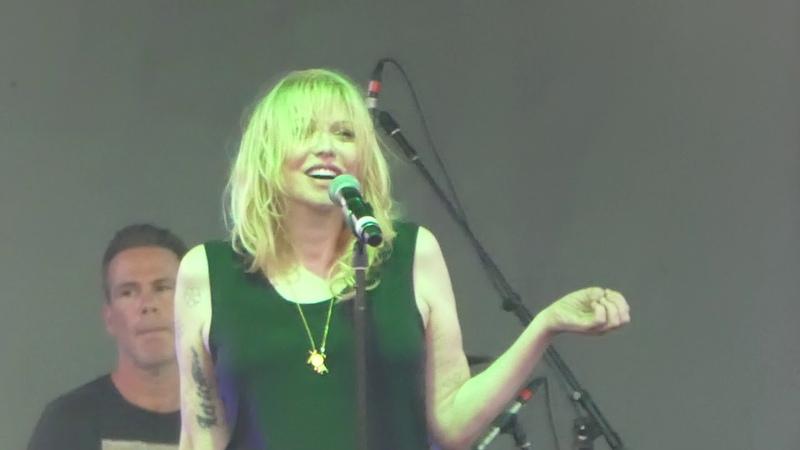 Courtney Love - The Killing Moon (YOLA DÍA ,Los Angeles CA 8/17/19)