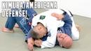 How to Escape the Americana and Kimura Armlocks