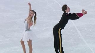 Ирина Хавронина и Дарио Чиризано выиграли золото юношеских Олимпийских игр!