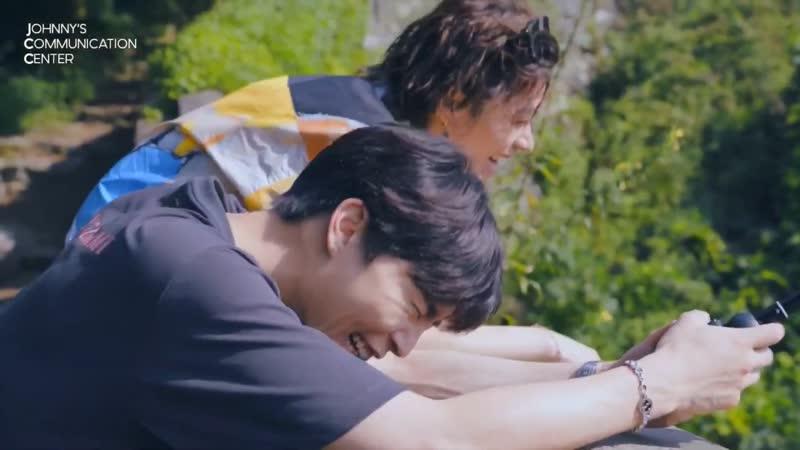 Yuta: MARK!! (jcc13)