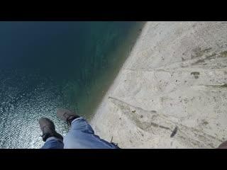 Анапа ! Высокий берег 800 ступеней ! Спуск к морю .