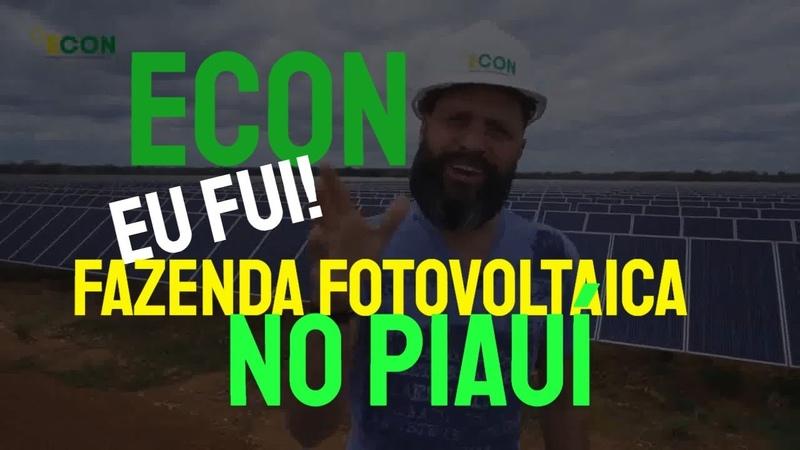 ⚡ ECON ⚡Visita nas fazendas fotovoltaicas do Piauí ⚡Está PROVADA EXISTÊNCIA de Fazendas SOLAR смотреть онлайн без регистрации