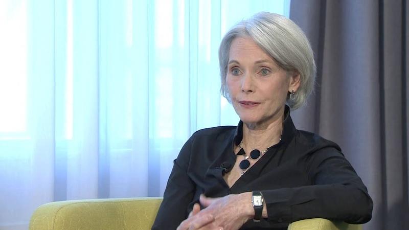 Интервью с Джил Догерти 30 мая в 18:45 на ETV