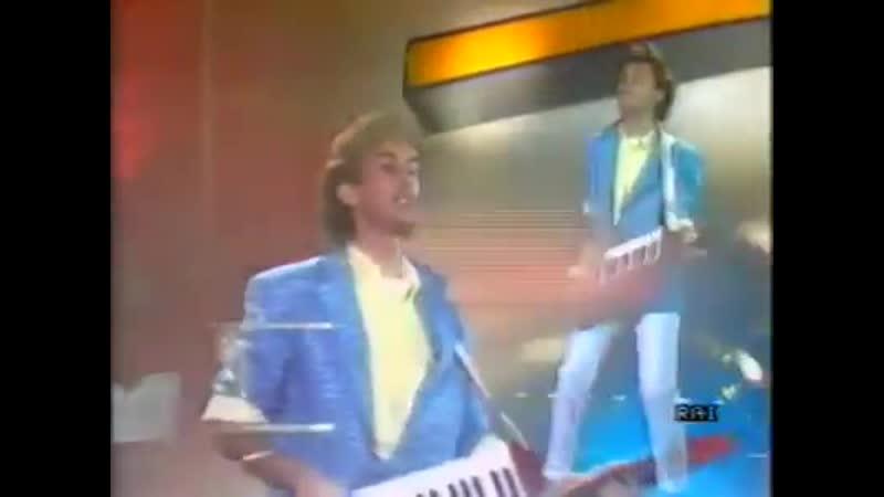 Luca Coveri Do It Again 1986