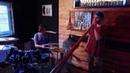 Forest Jam Project Didjeridoo meets drum kit