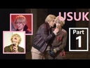 PART ONE My Favorite USUK Moments in the Hetalia Musicals