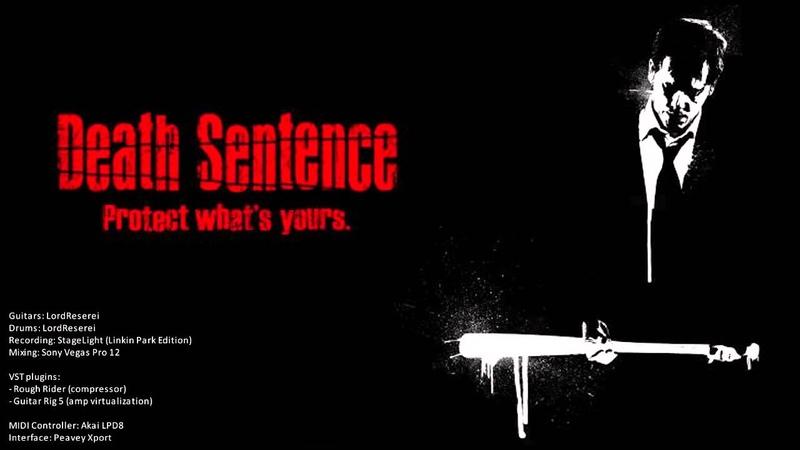 Deo Dona Nobis Pacem Rock Remix Death Sentence OST