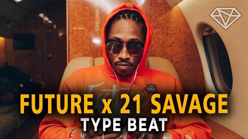 Future x 21 Savage Type Trap Beat (2019) | Dark Trap beat | PERCS