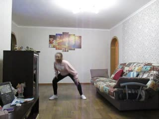18 видео Блинова Юля Юниоры