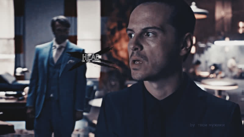 Hannibal x Moriarty